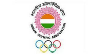भारतीय ओलम्पिक संघ का लोगो