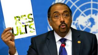 L'ONUSIDA, que dirige le Malien Michel Sidibé, a dénoncé les accusations de certains médias algériens sur le VIH