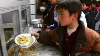 चीन में गरीबी