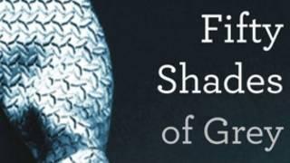 "Novela ""Fifty Shades of Grey"""