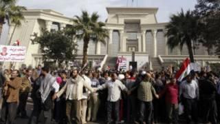 Viol: selon la justice égyptienne, des suspects ont été arrêtés lors de l'anniversaire des deux ans de la révolution