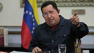 Shugaba Hugo Chavez na kasar Venezuela
