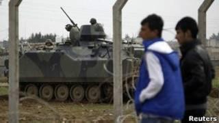 La OTAN en Turquía.