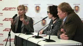 Дискуссия о законопроекте о проституции