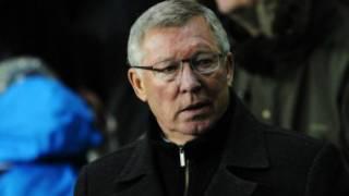 Manajan Manchester United, Sir, Alex Ferguson