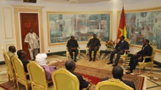 Wata tattaunawa akan Mali