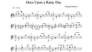 Partitur lagu karya Jubing Kristianto