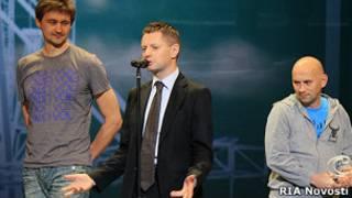 Костомаров, Пивоваров и Расторгуев