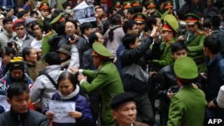 Антикитайские протесты во Вьетнаме