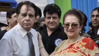 दिलीप कुमार, सायरा बानो