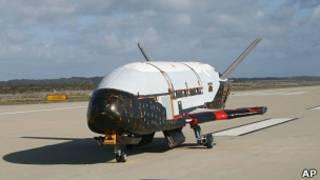 Космический самолет ВВС США