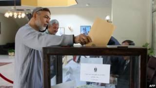 Referendum konstitusi Mesir di Muscat.