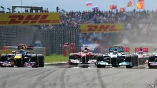 Balapan Formula 1