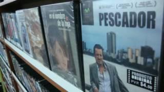 DVD piratas