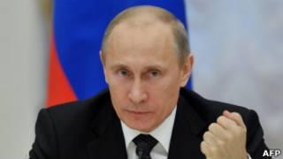 Закон, который подписал президент Путин, вступит в силу 1 января