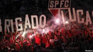 Pendukung Sao Paulo