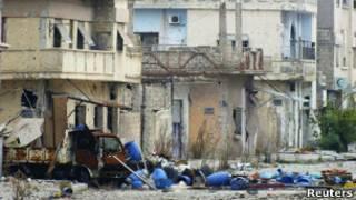 सीरिया का होम्स शहर