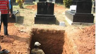 शिरवा शहर का कब्रगाह