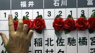 В штаб-квартире Либерально-демократической партии в Японии отмечают победу на досрочных выборах