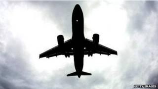 plane heathrow