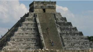 maya piramide