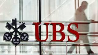 स्विस बैंक, यूबीएस