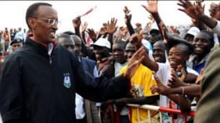 Prezida Kagame