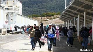 Saqueadores en Bariloche