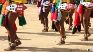 Одежда в Свазиленде