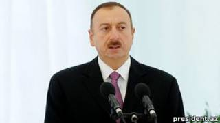 В центре скандала оказалась партия президента Ильхама Алиева