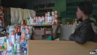 Рынок в Йоханнесбурге