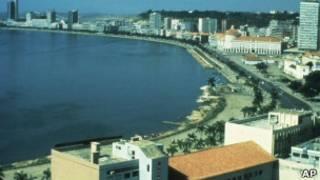 Давка произошла в столице Анголы - Луанде