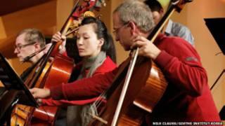 Немецкие музыканты в пятый раз приехали в Корею и привезли новую музыку