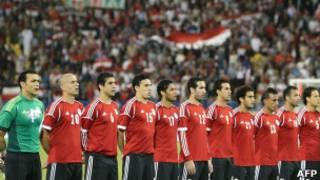 الفريق المصري لكرة القدم