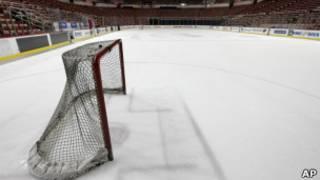 Хоккейный ринг