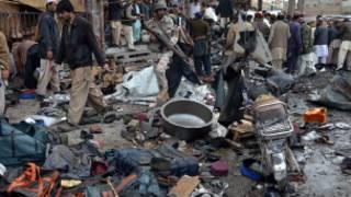 पाकिस्तान में धमाके