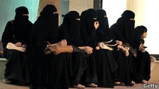 சவுதி பெண்கள்