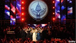 Fiesta de gala presidencial en 2009