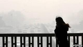 Воздух в Пекине