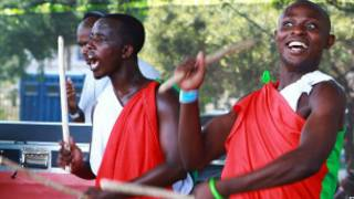 Ingoma z'u Burundi