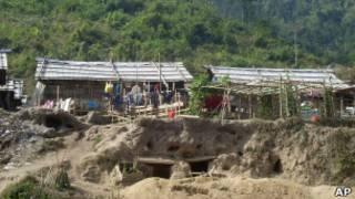 Kachin, Burma