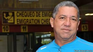 Luis Padrón, fotografía de Raquel Pérez
