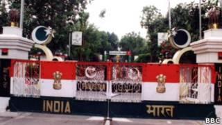 बाघा सीमा