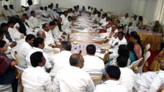 तेलंगाना में कांग्रेस का संकट