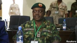 Major Janar S. U. Abdulkadir