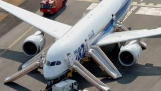 जापान में आपात स्थिति में उतरा 787 ड्रीमलाइनर