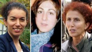 activistas kurdas