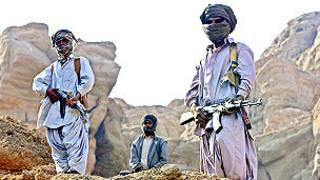 बलूचिस्तान में विद्रोह