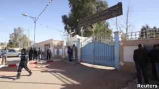 Hospital en In Amenas, Argelia