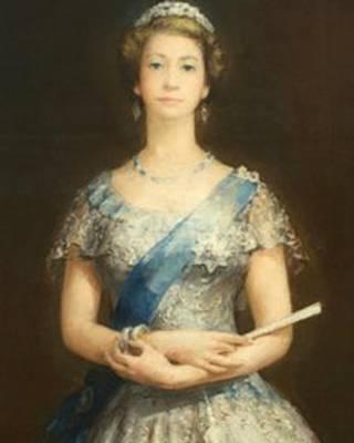 lukisan ratu